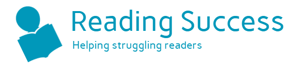 Reading Success | Help for dyslexic readers Logo